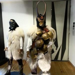Museo delle Maschere Mediterranee a Mamoiada