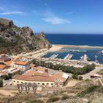 Porto di Buggerru (Sardegna)