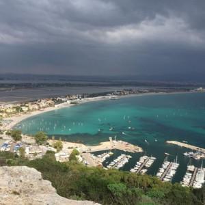 Marina Piccola di Cagliari