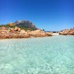 Spiaggetta dell'isola Piana