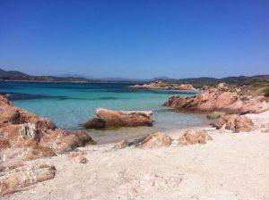 Spiaggia Isola Piana