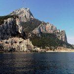 Cala di Levante (Isola Tavolara)