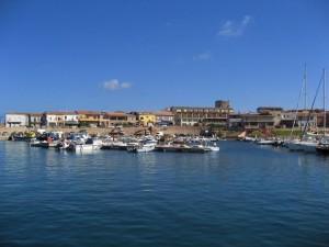 Porto dell'Isola Rossa