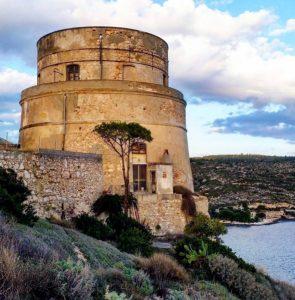 Torre Calamosca (Capo Sant'Elia)