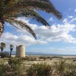 Torre di Mezza Spiaggia (Poetto)