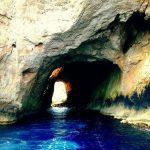 Grotta dei Palombi (Isola di Foradada)