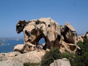 Roccia dell'Orso (Palau)