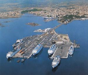 Porto di Olbia (Isola Bianca)