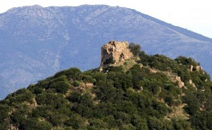 Castello Gioiosa Guardia (villamassargia)