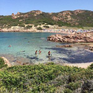 Spiaggia di Cala Sarraina