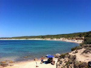 Spiaggia Naracu Nieddu (Aglientu)