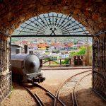 Trenino galleria Henry