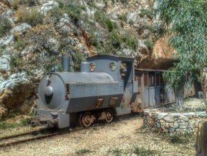 Trenino galleria Henry (Buggeru)