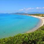 Capo Ferrato Spiaggia