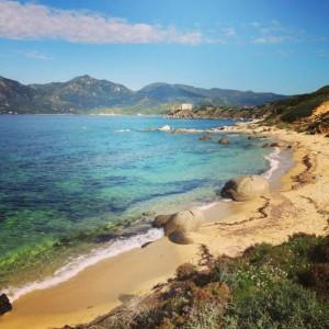 Spiaggia Cala Tramazzu