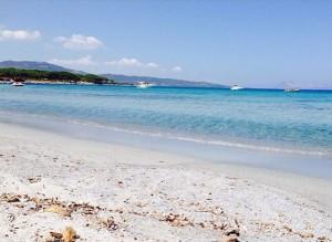 Spiaggia Porto Ainu