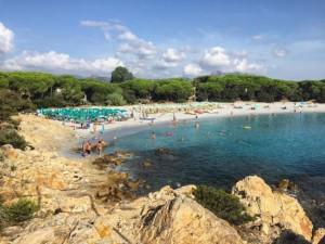 Spiaggia Porto Corallo