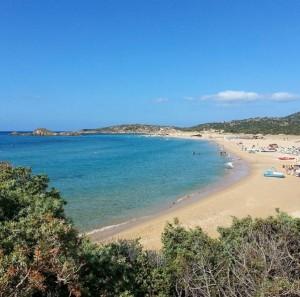Spiaggia Su Giudeu (Chia)