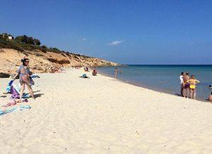Spiaggia del Pinus Village