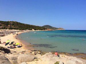 Spiaggia di Campana