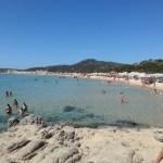 Spiaggia di Campana (Chia)