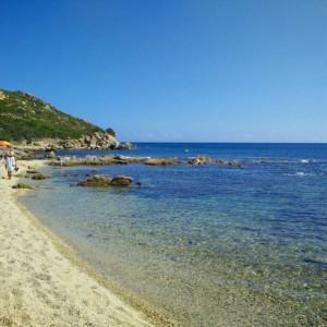 Spiaggia di Capo Ferrato