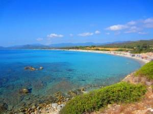 Spiaggia di Capo Ferrato (Sardegna)