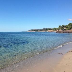 Spiaggia di Is Morus