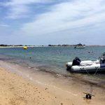 Spiaggia di Porto D'Agumu