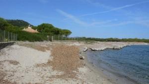 Spiaggia di Punta La Batteria (Budoni)
