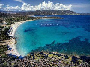 Spiaggia Portu Tramatzu (Sardegna)