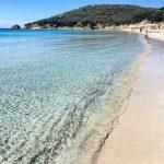 Spiaggia Portu Tramatzu di Teulada