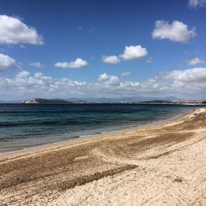 Margine Rosso Spiaggia