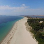 Spiaggia Margine Rosso