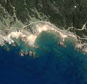 Spiaggia Punta Li Francesi