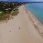 Spiaggia del Margine Rosso (Quartu Sant'Elena)