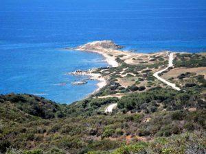 Spiaggia di Corrulongu (Capo Pecora)