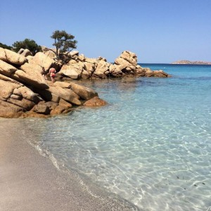 Capriccioli Beach (Arzachena)