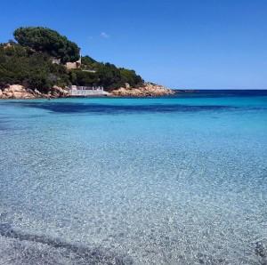 Capriccioli Beach (Sardinia)