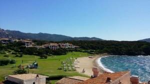 Spiaggia Cala Ghiaia (Capo Ferro)