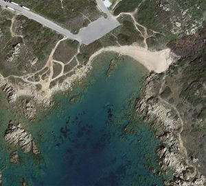 Spiaggia di Cala Blu