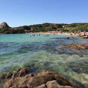 Spiaggia di Porto Sole (Baia Sardinia)