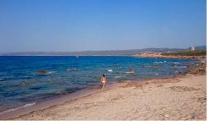Spiaggia di San Silverio (Vignola Mare)