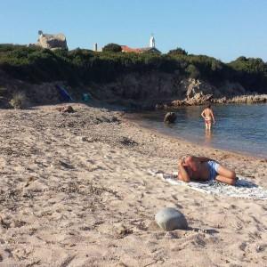 Spiaggia di Torrevignola San Silverio (Vignola Mare)