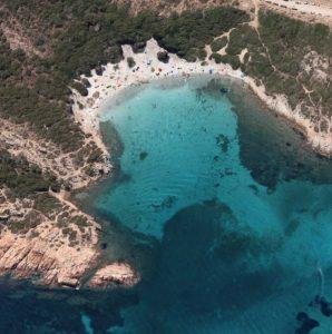 Cala Andreani (Isola di Caprera)