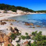 Cala Andreani spiaggia (Isola di Caprera)