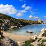 Cala Caprarese (Isola di Caprera)