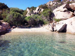 Cala Caprarese Beach (Isola di Caprera)
