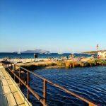 Ponte per spiaggia Marina Maria (Murta Maria)