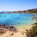 Spiaggia Baia Caddinas (Golfo Aranci)